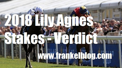 Lily Agnes Conditions Stakes 2018