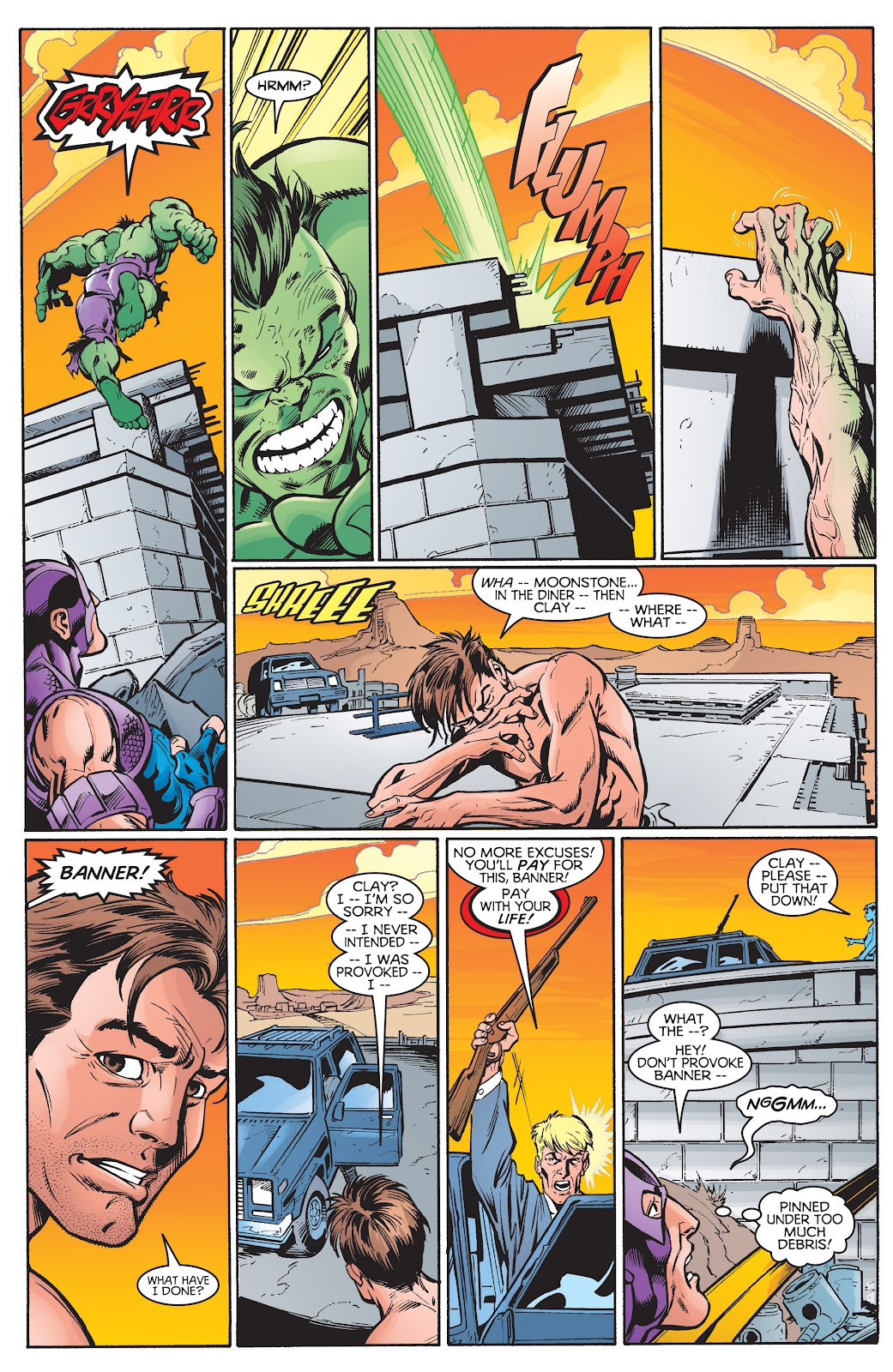 Read online Hawkeye & The Thunderbolts comic -  Issue # TPB 1 (Part 3) - 92