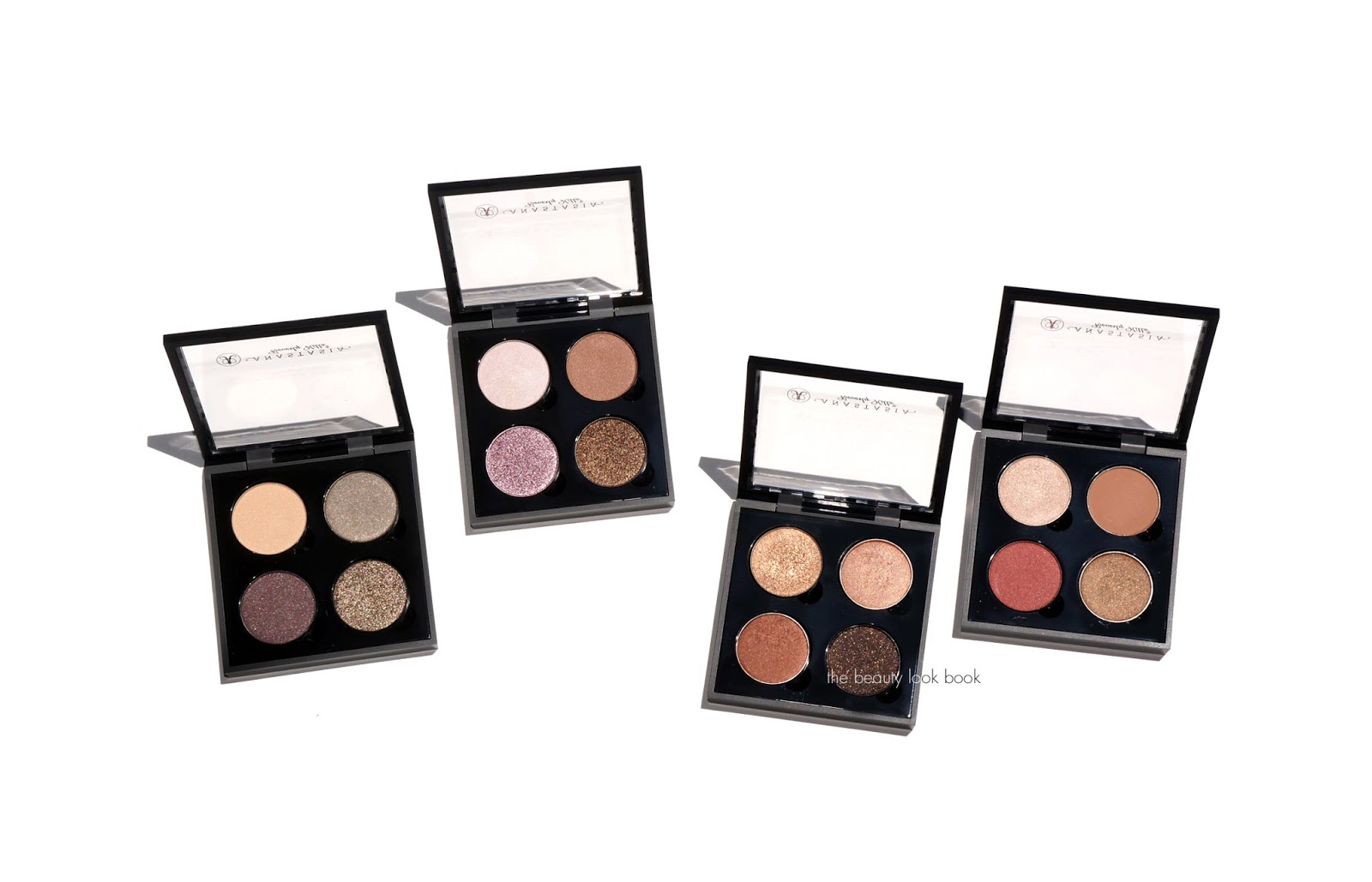 anastasia beverly hills eyeshadow singles more shades reviewed swatched the beauty look book. Black Bedroom Furniture Sets. Home Design Ideas