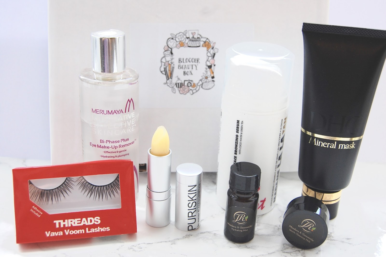 Read more about the Blogger Beauty Box here