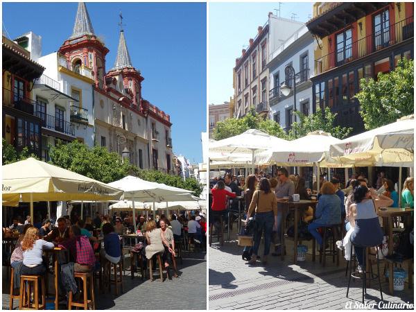 Los soportales bar de tapas Sevilla