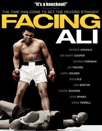 Poster Of Facing Ali 2009 Dual Audio 850MB  [Hindi - English]  Free Download Watch Online world4ufree.org