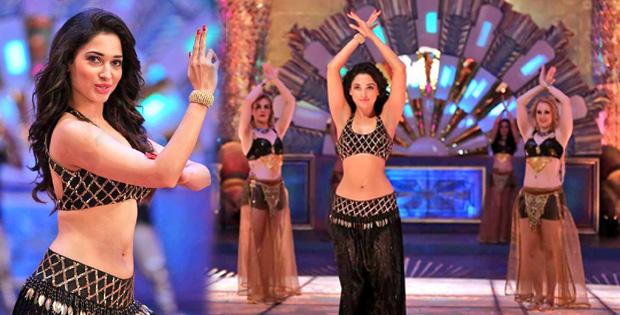 tamanna - Tamanna-Shocking-Item-Song-in-Speedunnodu & Alludu_Seenu Movies-Sexy Queen Naval Showing Images make You Hot Always