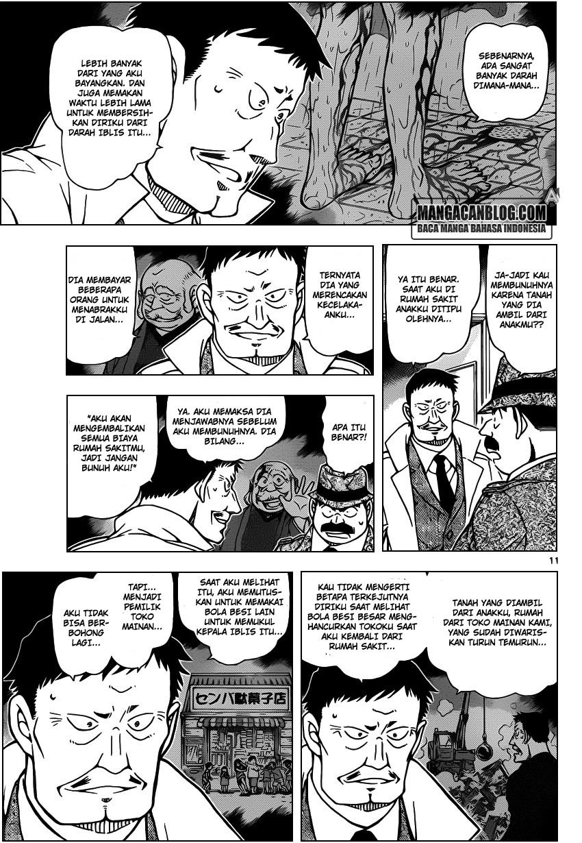Dilarang COPAS - situs resmi www.mangacanblog.com - Komik detective conan 950 - huruf yang terpotong 951 Indonesia detective conan 950 - huruf yang terpotong Terbaru 11 Baca Manga Komik Indonesia Mangacan