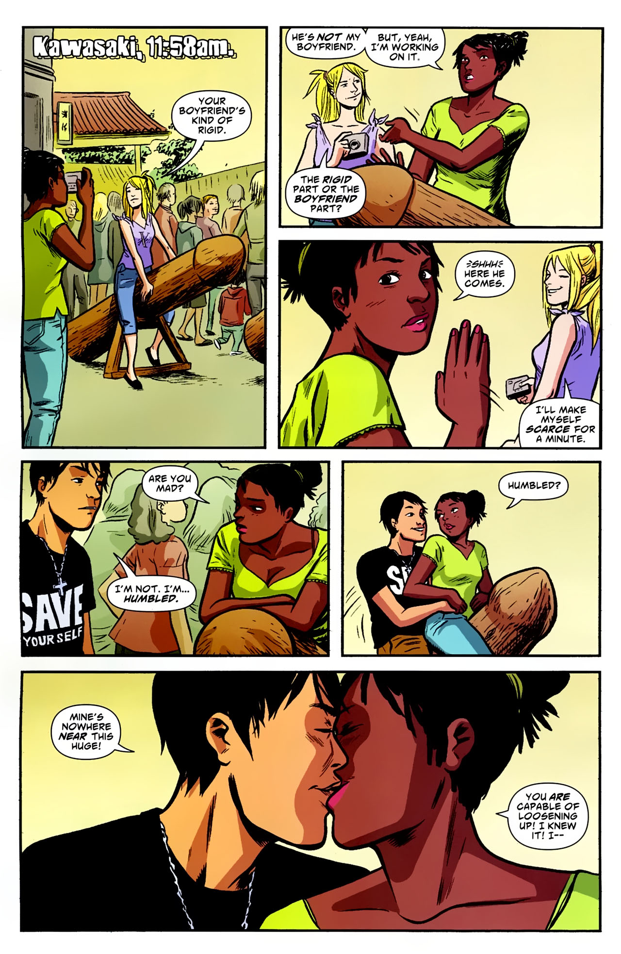 American Virgin issue 16 - Page 19