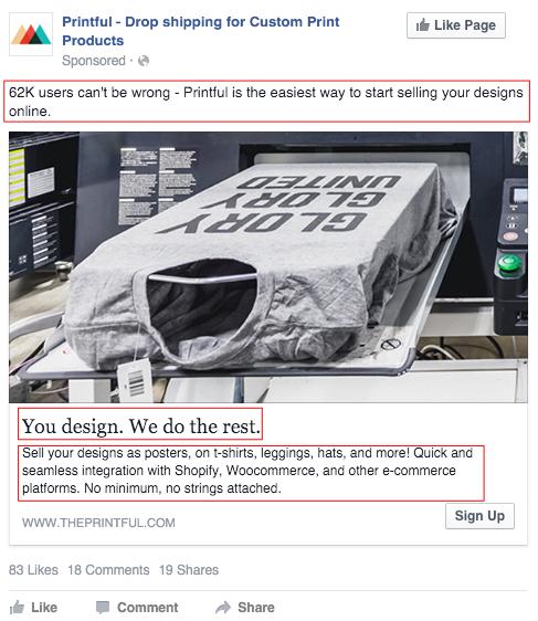 Shopify Facebook Ads 1