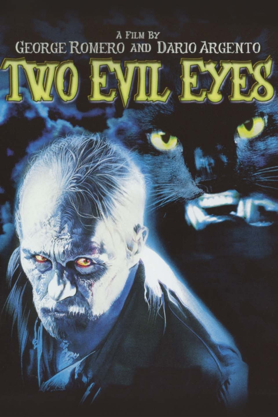 Two Evil Eyes / Due occhi diabolici 1990 Watch Online