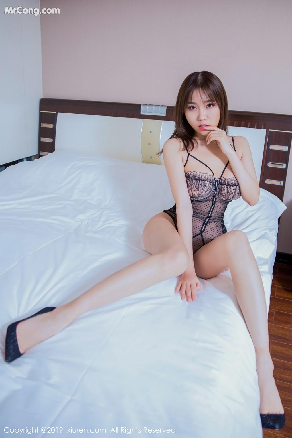 Image XIUREN-No.1333-Xiao-Mian-Mian-MrCong.com-002 in post XIUREN No.1333: Xiao Mian Mian (小绵绵) (41 ảnh)