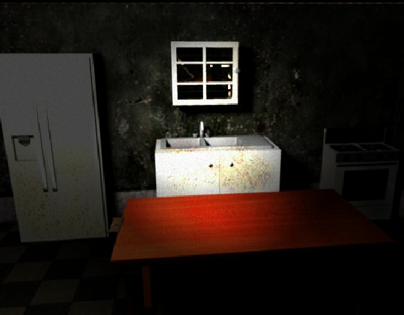 Retro games mystery house 2 for Minimalist house escape 2