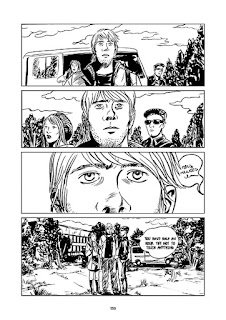 Imagen de la novela gráfica Chernobyl
