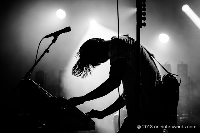 July Talk at Riverfest Elora 2018 at Bissell Park on August 17, 2018 Photo by John Ordean at One In Ten Words oneintenwords.com toronto indie alternative live music blog concert photography pictures photos