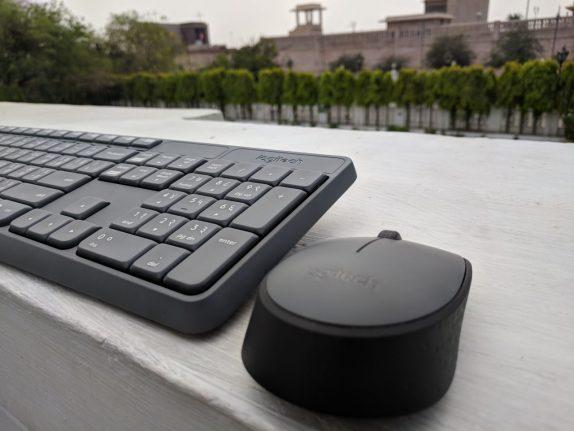Logitech K120 Hindi Keyboard and MK235 Wireless Hindi Keyboard Combo Launched