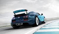 Bugatti Veyron 16.4 Grand Sport Vitesse HD Resimleri