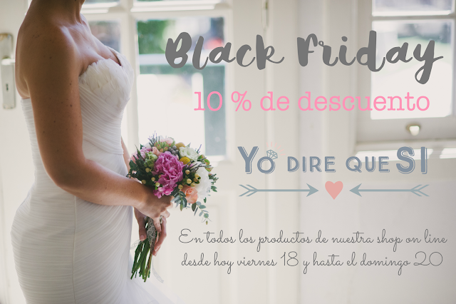 Black Friday en Yo diré que Sí :)