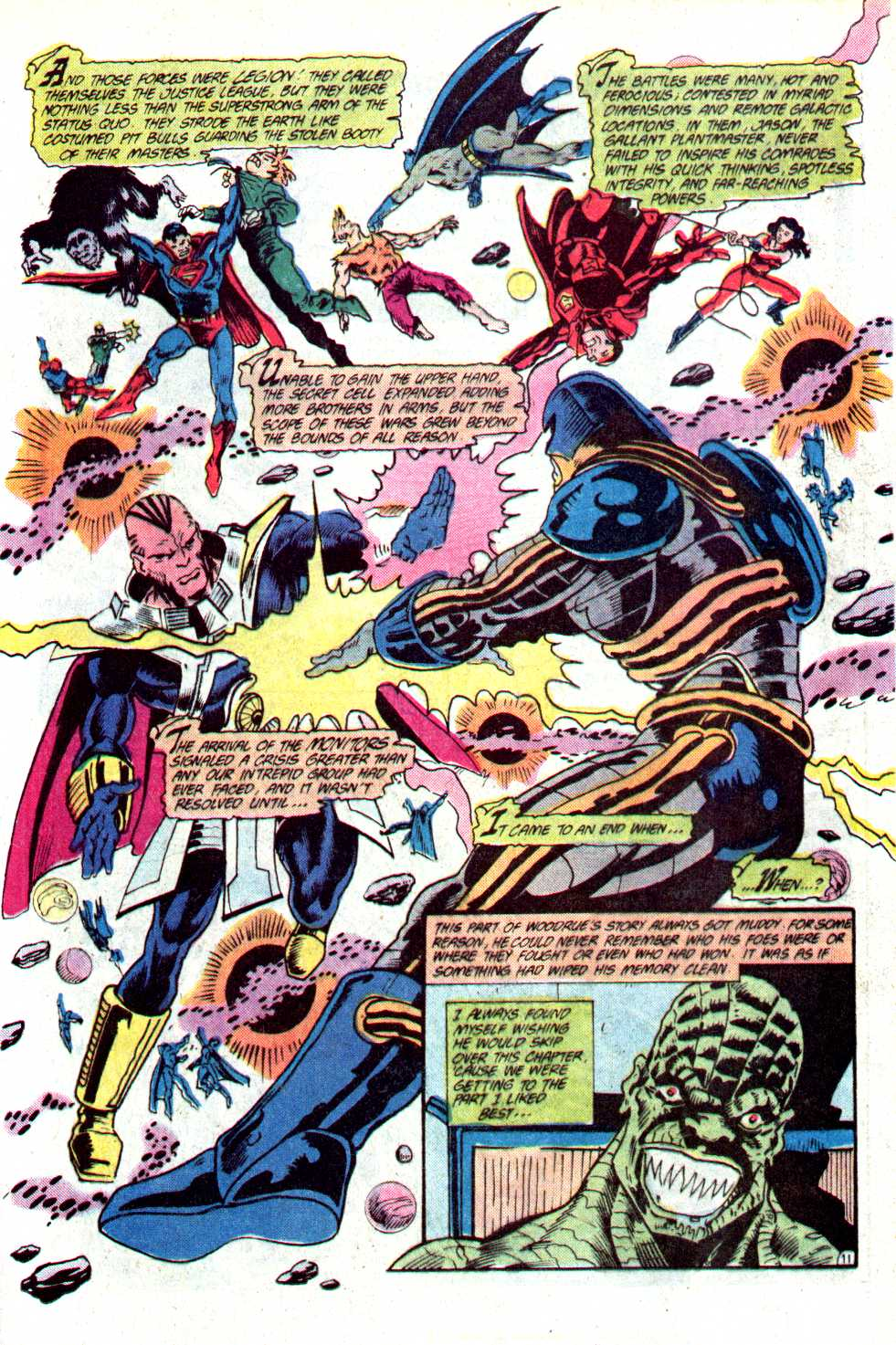 Read online Secret Origins (1986) comic -  Issue #23 - 35