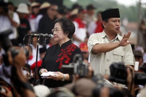 Sebut Prabowo Bersahabat, tapi Mega Biarkan Anak Buahnya Sebarkan Isu Penculikan