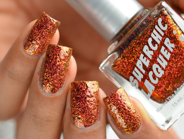 Superchic lacquer Crown of Thrones