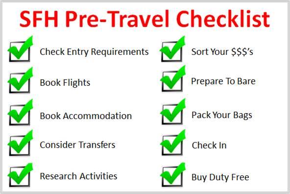 Sydney Fashion Hunter - Phuket Know Before You Go - Pre-Travel Checklist