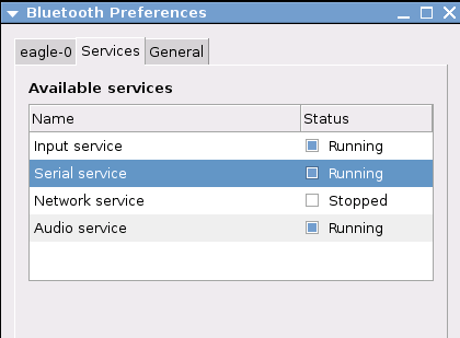 Vikram and Neha: Setting up NXT-Bluetooth support on Linux
