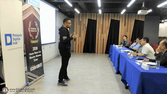 Startup World Cup Malaysia, Sunway iLabs, MDEC,