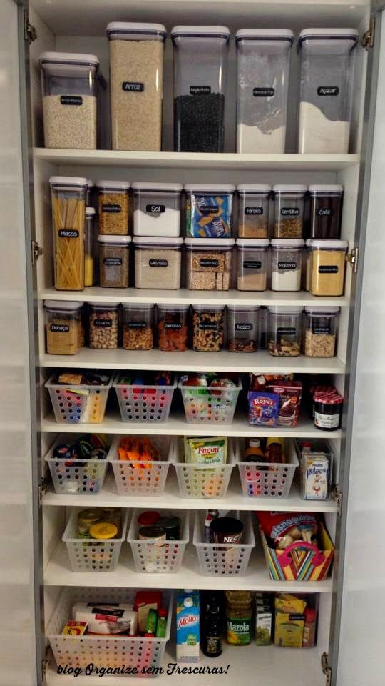 32ce371a01aaa982bf46bc75fc67c381 - Ideias para organizar sua cozinha