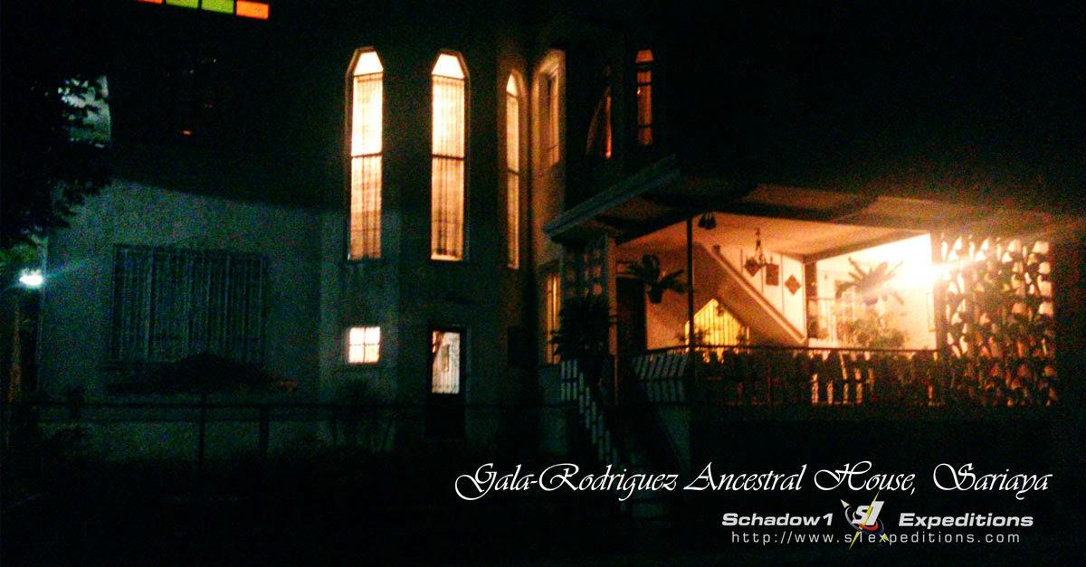 Gala-Rodriguez Hertiage House Sariaya