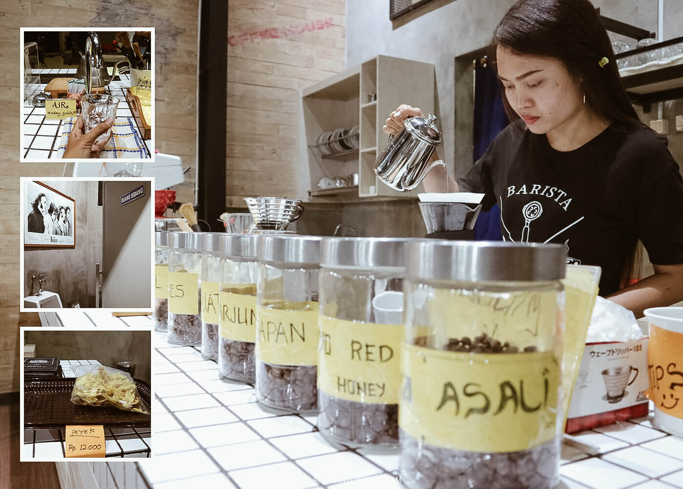 SideWalk Coffee House Kediri - 7 Tempat Recommended Saat Explore Kediri Circa 2017