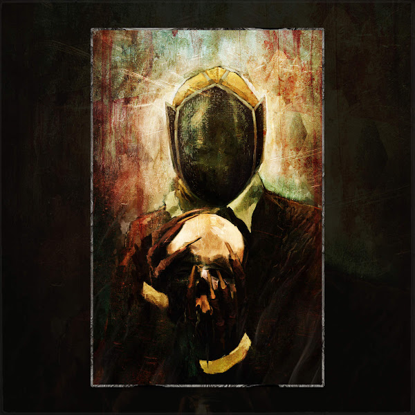 Ghostface Killah & Apollo Brown - Rise of the Black Suits - Single Cover