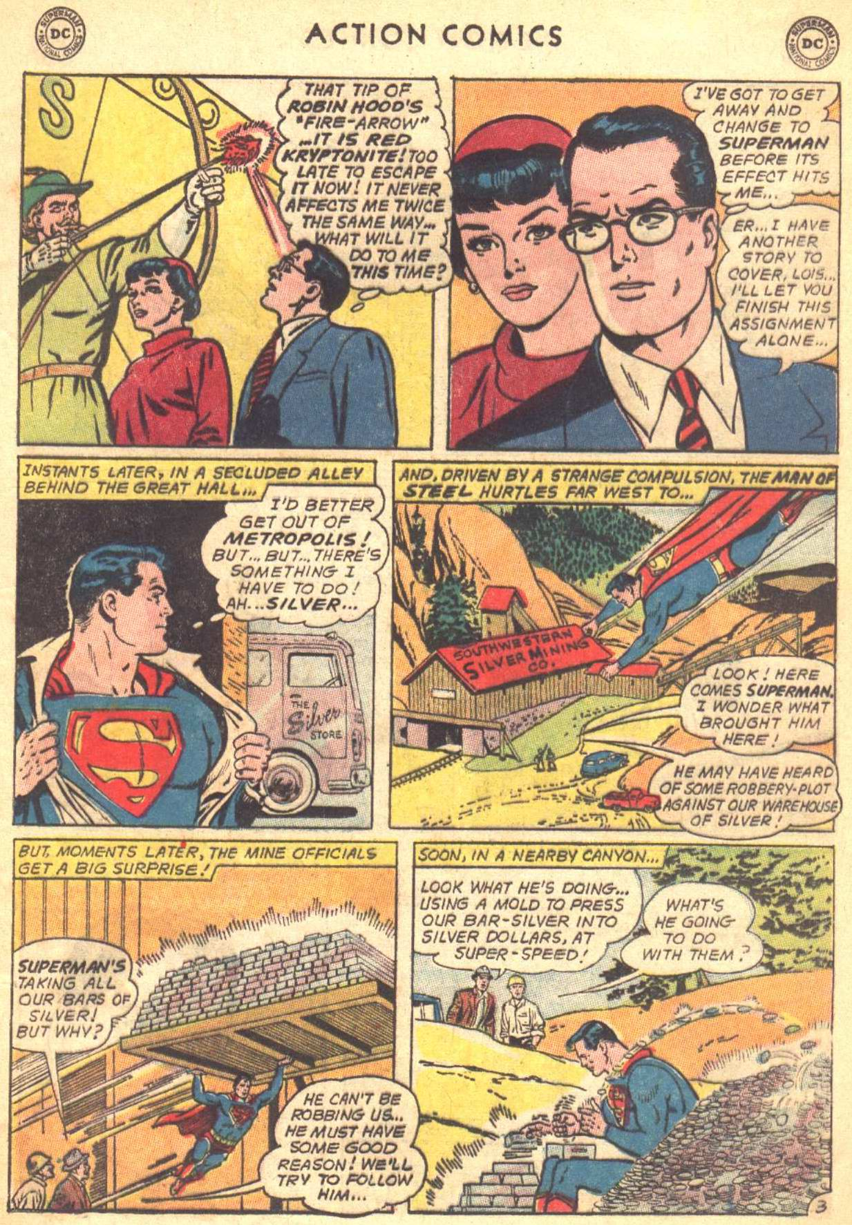 Read online Action Comics (1938) comic -  Issue #330 - 5
