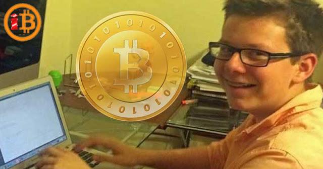 Remaja Usia 12 Tahun Berkat Bitcoin Sukses Jadi Miliarder