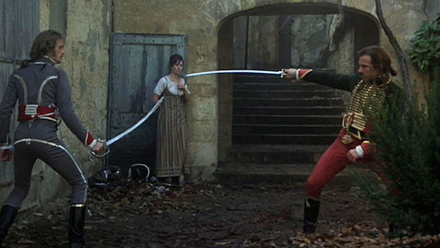 A Still from Ridley Scott's The Duellists