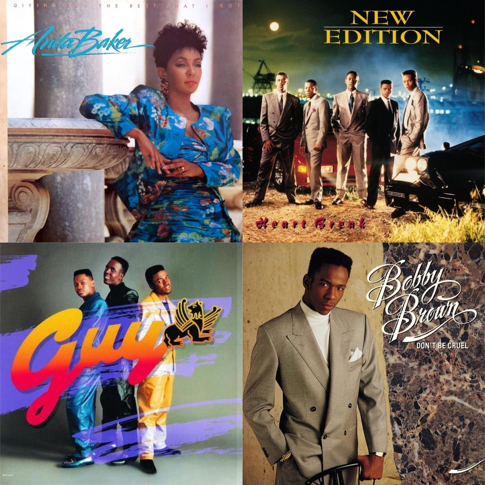 DAR Music: The 5 Greatest Years Of 80's R&B Soul - DefineARevolution com