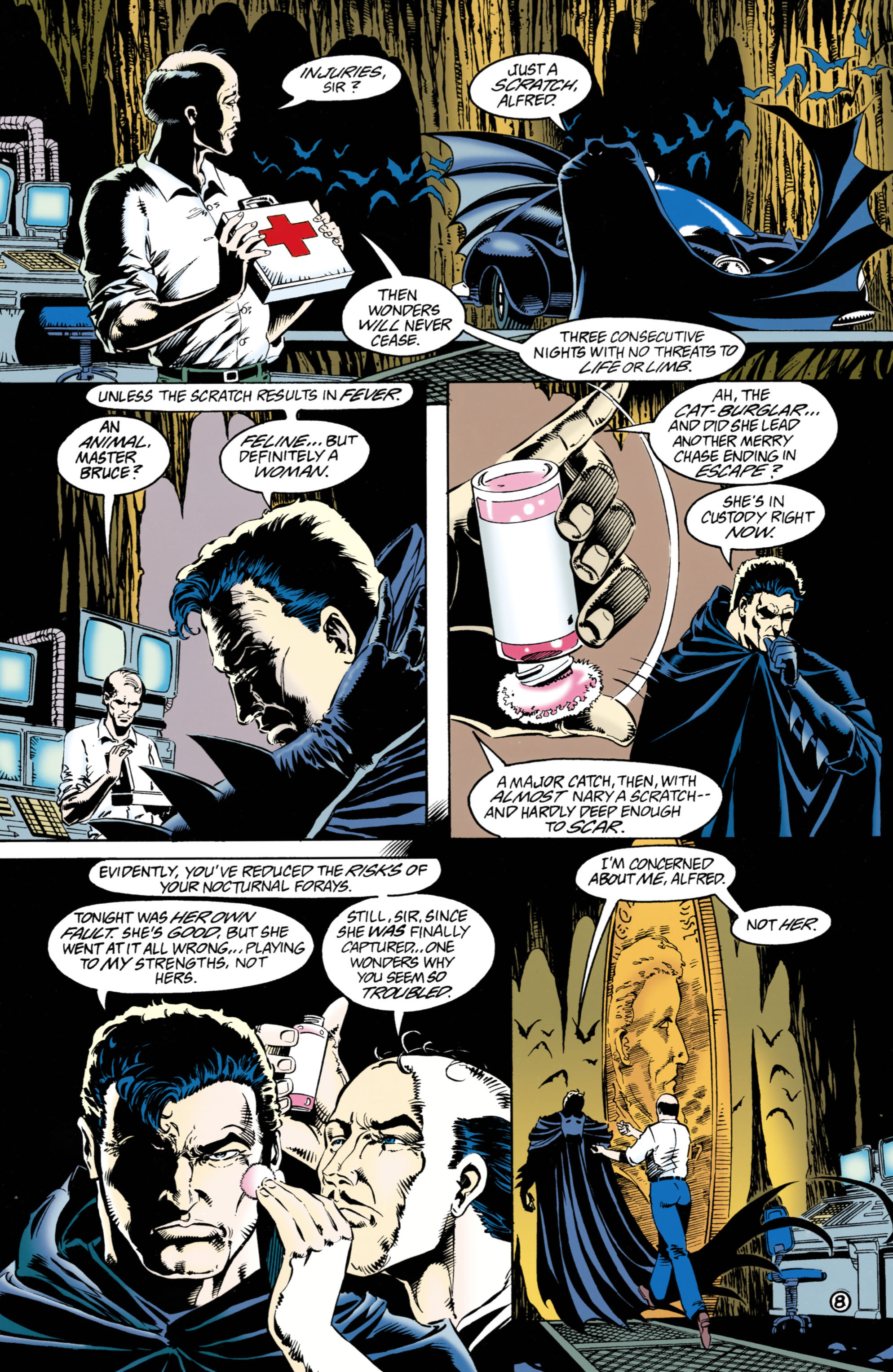 Catwoman (1993) Issue #38 #43 - English 9