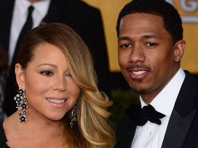 Mariah Carey-Nick Cannon