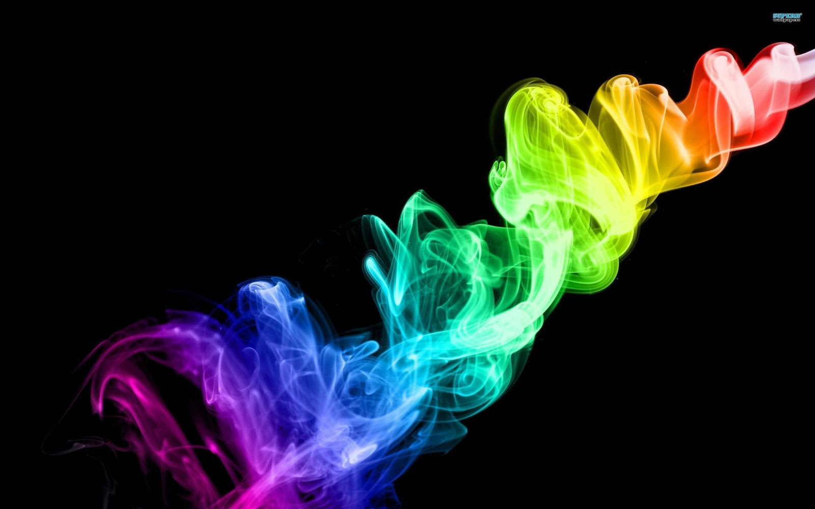 Hd Colorful Backgrounds: Colorful Smoke HD Wallpapers