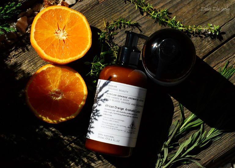 Luksusowy Balsam do dłoni i ciała z aromatyczną Afrykańska Pomarańczą i Drewnem Cedrowym