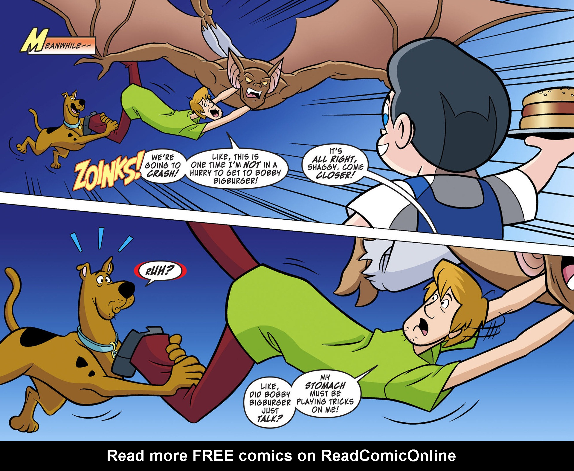 Read online Scooby-Doo! Team-Up comic -  Issue #2 - 13
