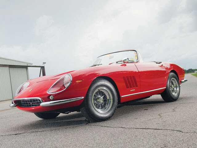 1967 Ferrari 275 GTB/4 S NART Spider Review