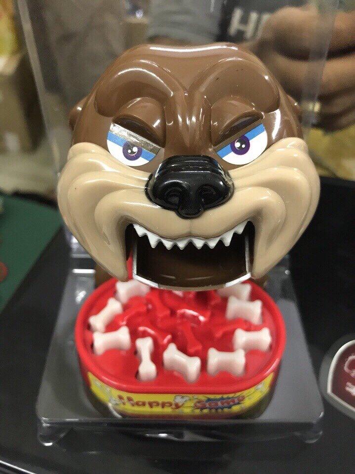 76k - Trò chơi bấm răng chó mặt xệ giá sỉ và lẻ rẻ nhất