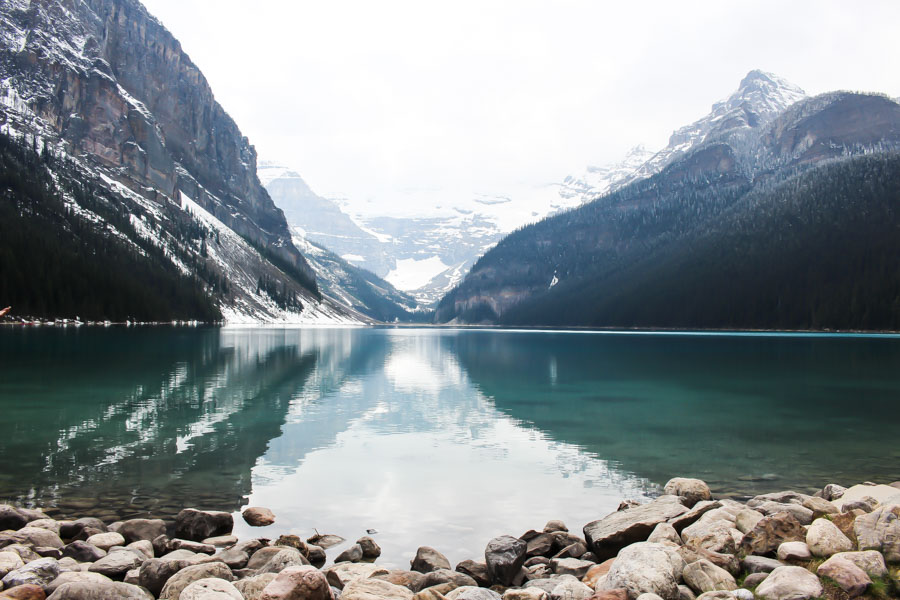 Banff, Canada, Lake Louise