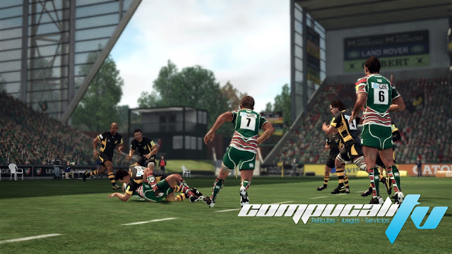 Rugby Challenge 2 PC Full Español