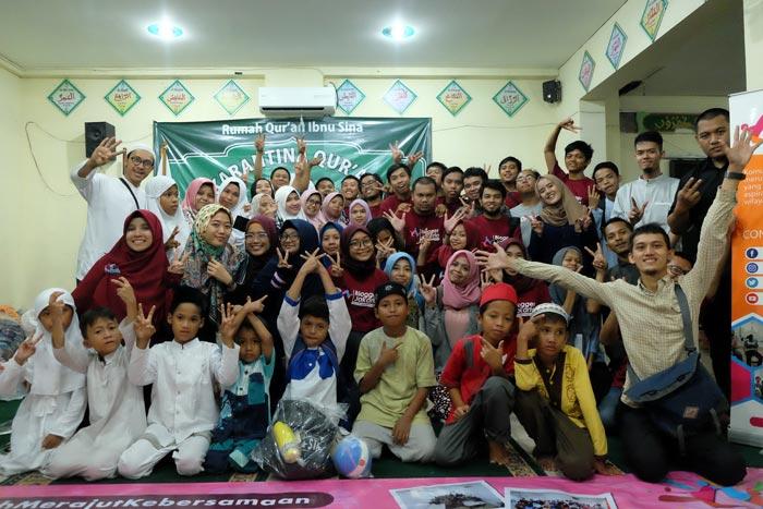 Komunitas Blogger Jakarta 2th Merajut Kebersamaan