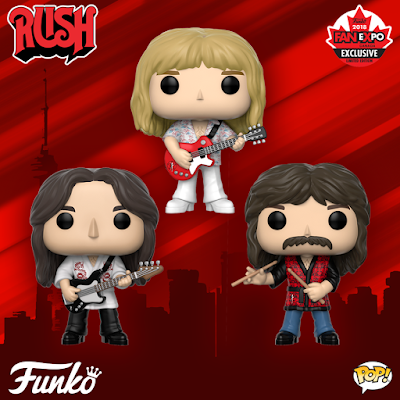 Resultado de imagem para Funko lança bonecos do Rush