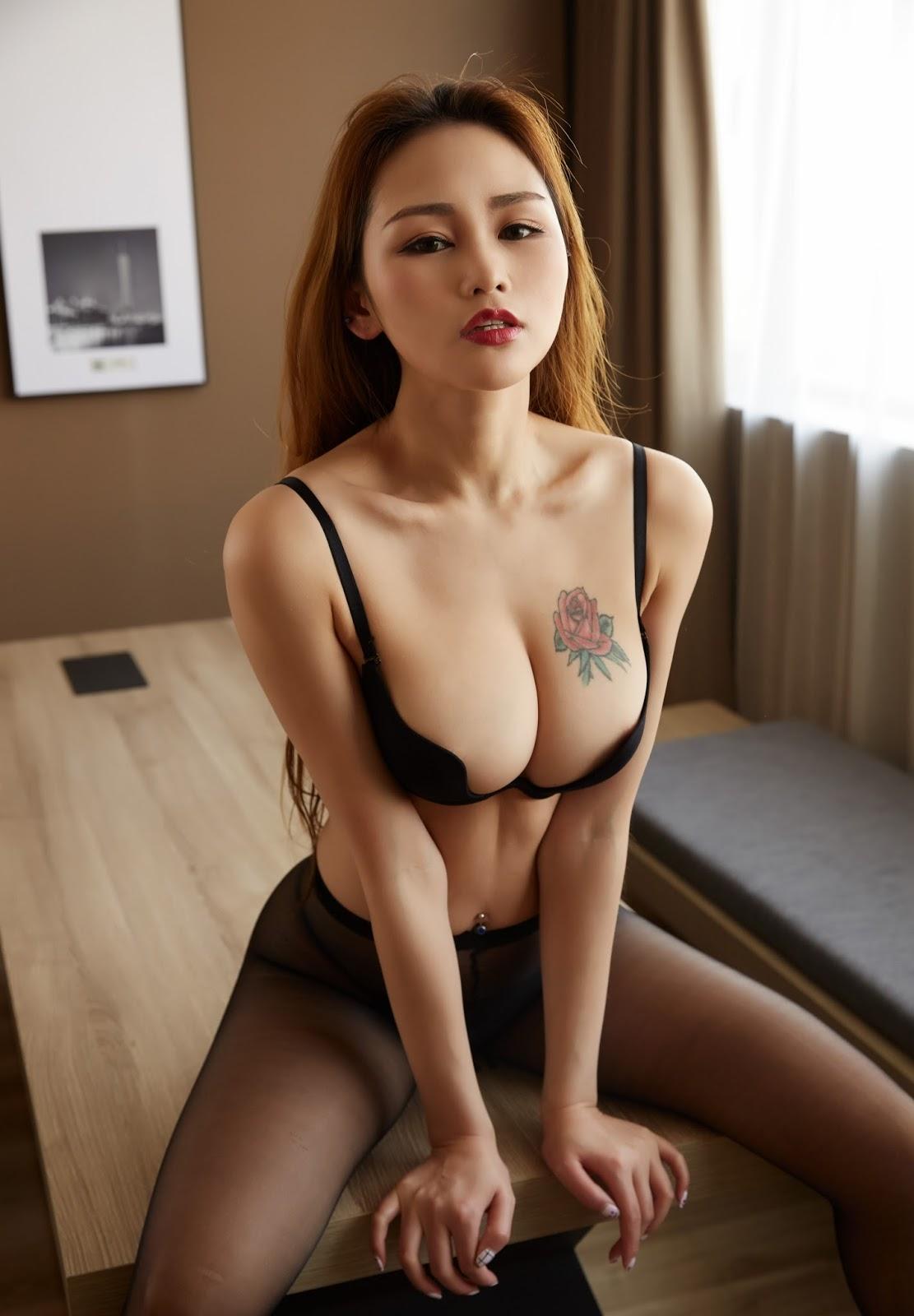 Sexy asian hottie