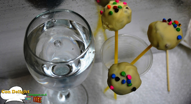 cake pops without eggs קייק פופס ללא ביצים