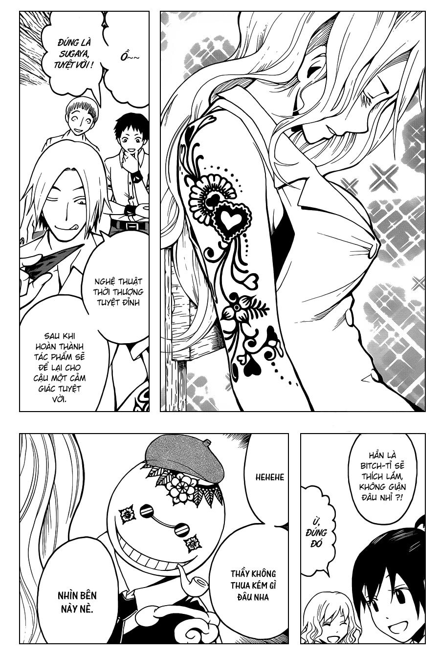 Ansatsu Kyoushitsu chap 37 trang 13