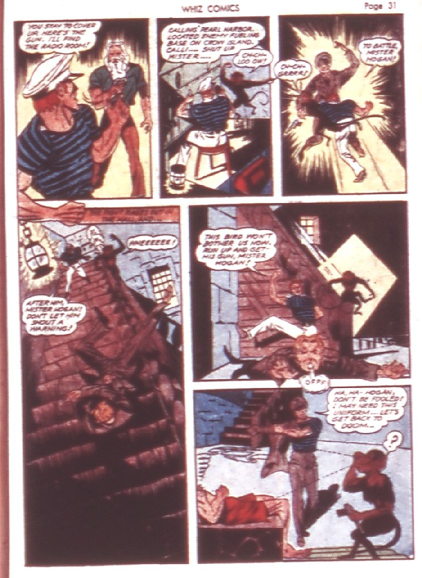WHIZ Comics issue 23 - Page 33
