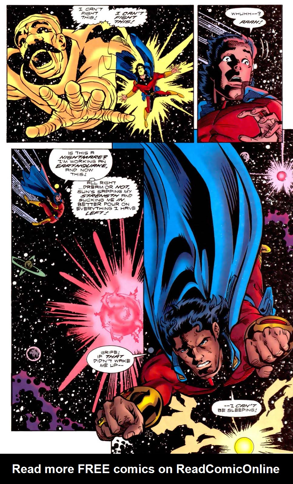 Legion of Super-Heroes (1989) 111 Page 20
