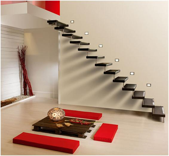 10 Unique Stairs Models-Creative Staircase Designs