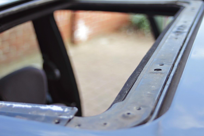 Life with a 1989 VW Golf Mk2 GTI 16V: VW Golf MK2 Sunroof